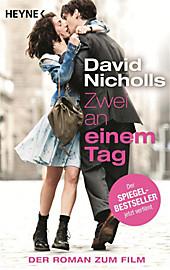 Zwei an einem Tag, Film Tie-in, David Nicholls, Unterhaltungsliteratur